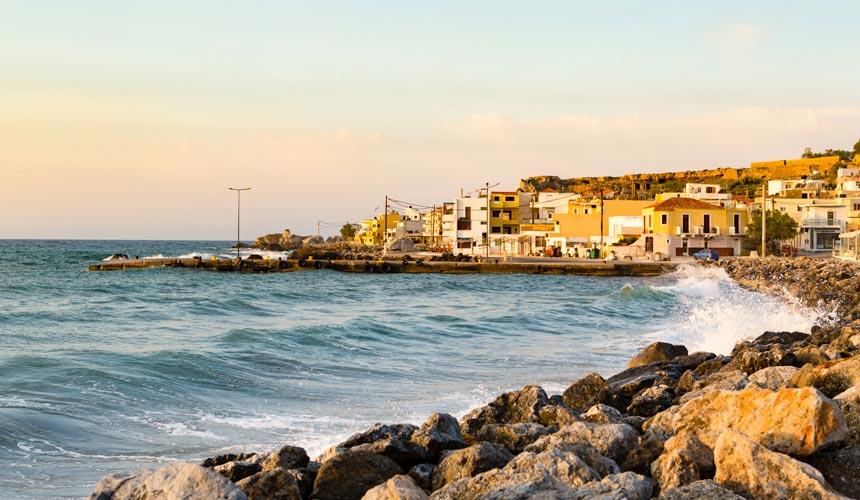 Vandre- og meditationsrejse til Kreta