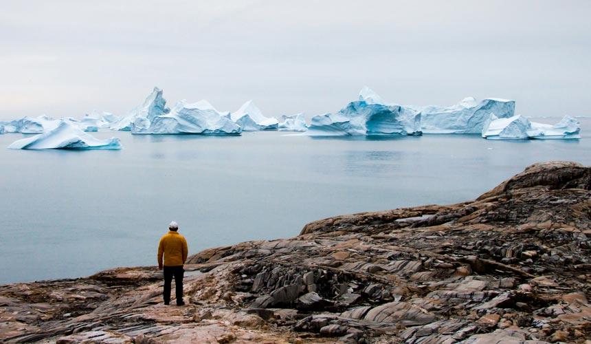 Oplev Grønlands smukke østkyst