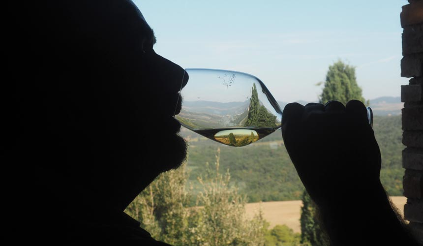 Vin- og gourmetrejse til Toscana