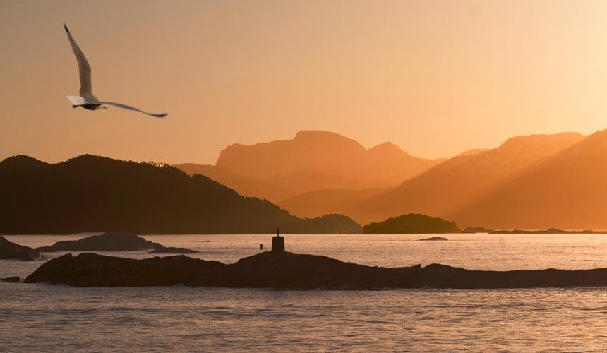 Det store norske eventyr – i nordlysets tegn
