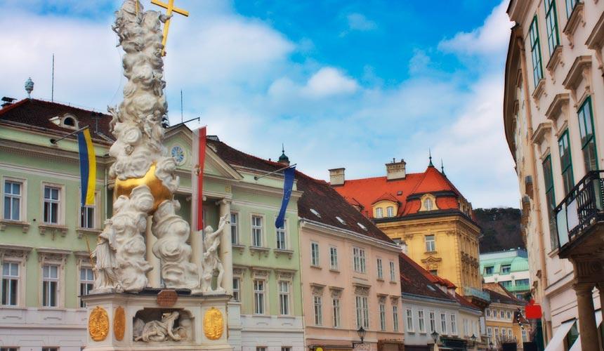 Tirsdagsrejse til Østrig