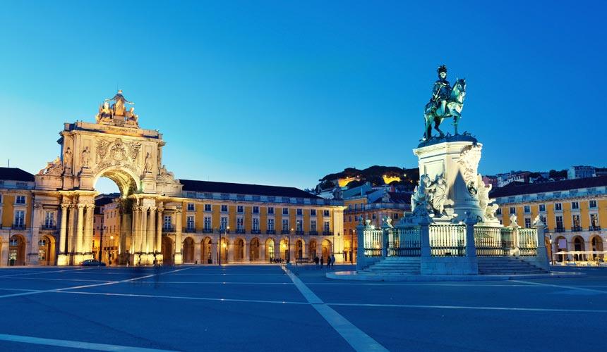 Oplev det smukke Lissabon og Cascais