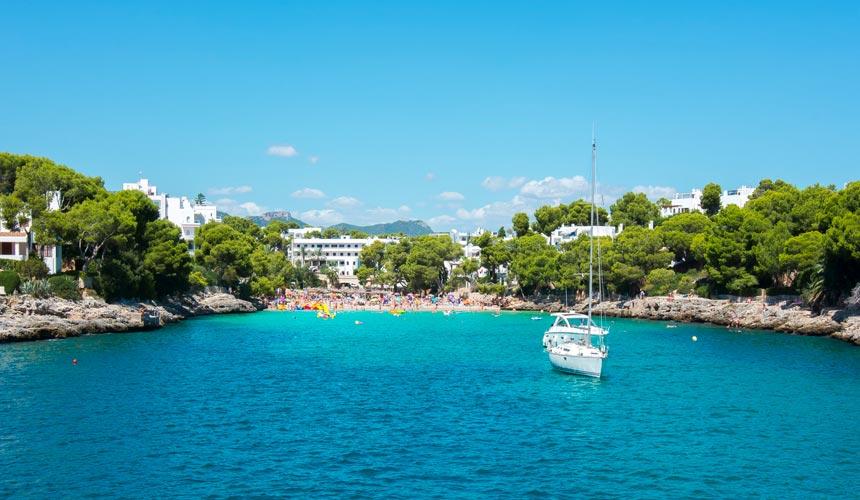 Oplev natur og gourmet på smukke Mallorca