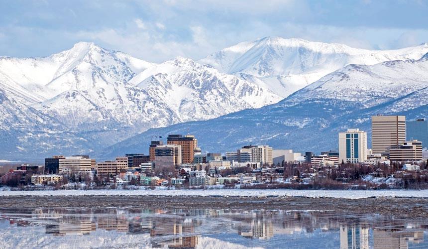 Kom på eventyr fra Alaska til Seattle