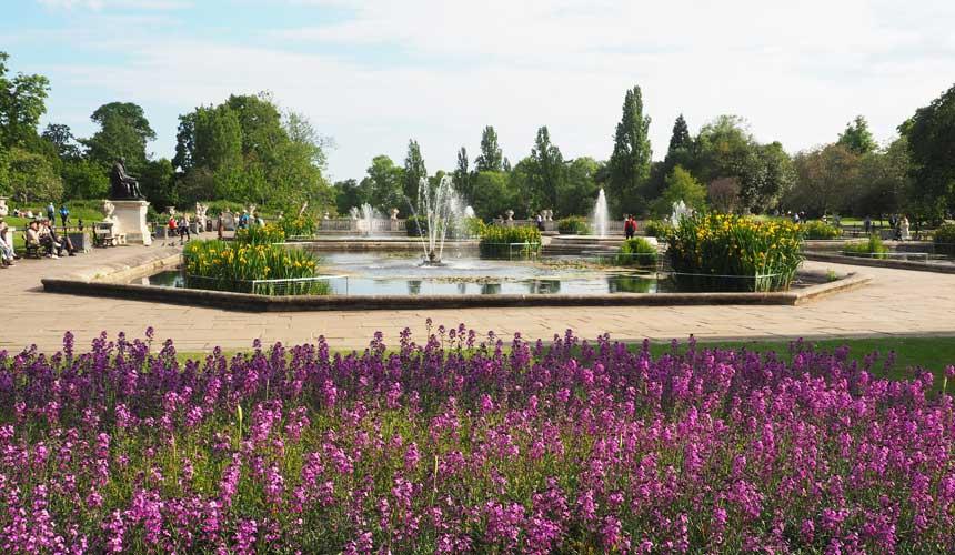 Chelsea Flower Show i London