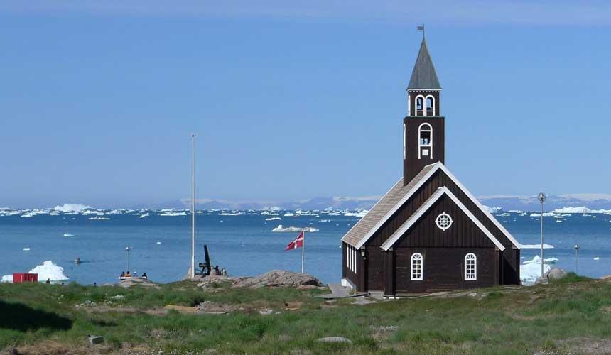 kirke Grønland