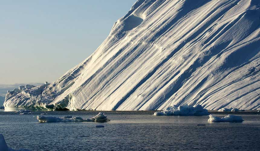 isbjerg Grønland