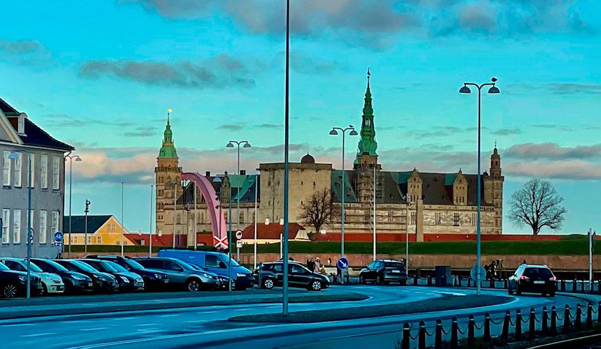 """""""Konge-Caminoen"""" i Nordsjælland"""