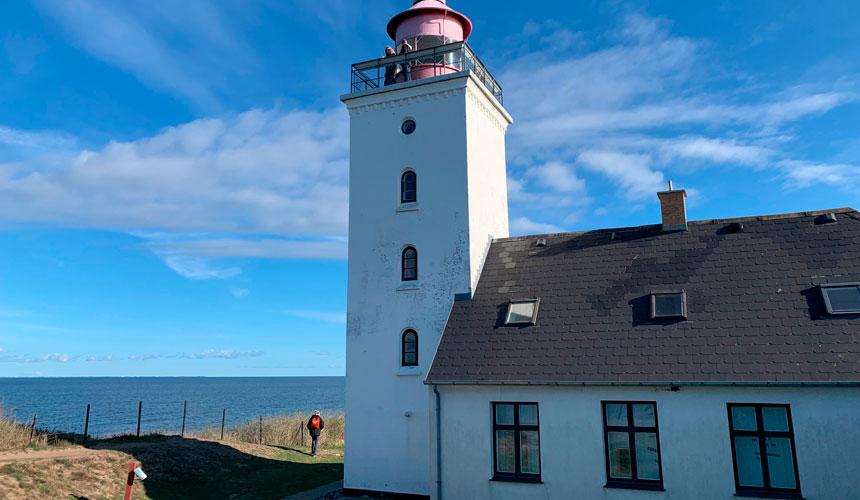 Værslevstien til Kalundborg og Røsnæsstien