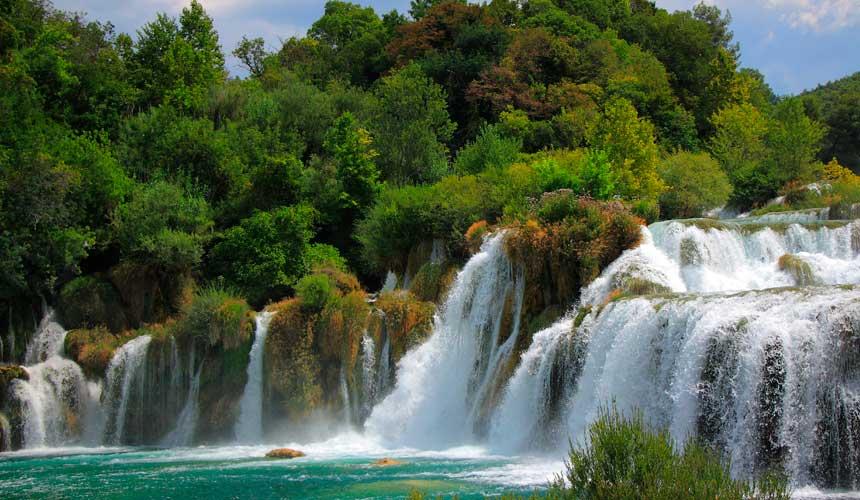 Kroatien byder på storslåede naturoplevelser