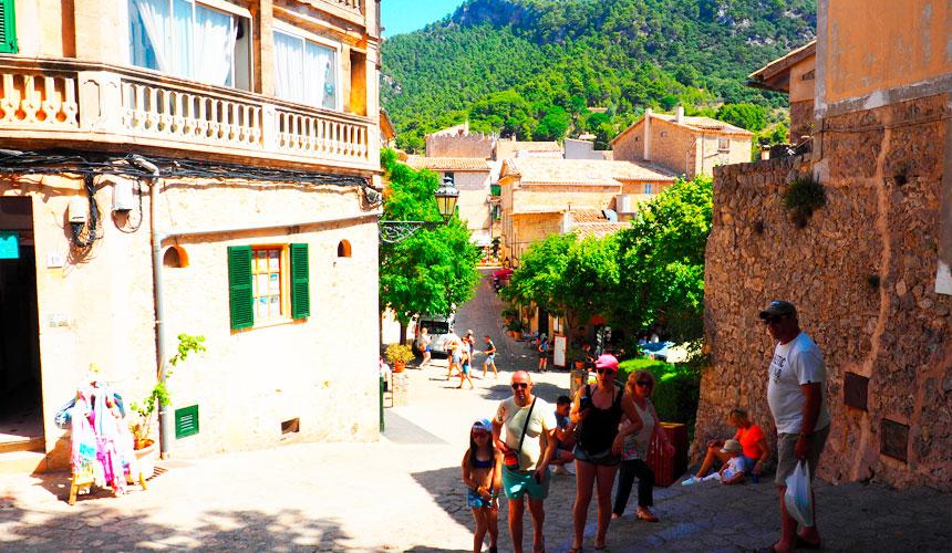 Aktiv rejse til Mallorca