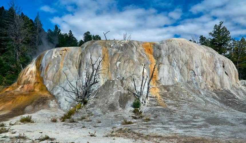 Yellowstones natur